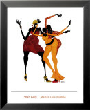 Mamas Love Mambo Posters by Shan Kelly