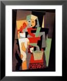 L'Italienne, c.1917 Pósters por Pablo Picasso