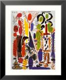 L'Atelier a Cannes Poster von Pablo Picasso
