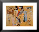 Milieu Kunst von Wassily Kandinsky