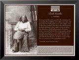 Chief Seattle Posters