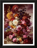 Grandmother&#39;s Bouquet II Prints by Joseph Nigg