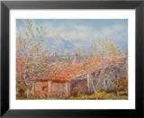 Antibes Kunstdrucke von Claude Monet