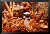Still Life, Bread Kunstdrucke