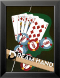 Dream Hand Posters by Brian James