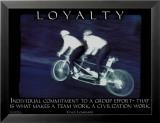 Lojalność Poster