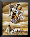 Spirit of the Tribe Art by Gary Ampel