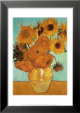 Girasoli, ca. 1888 Poster di Vincent van Gogh