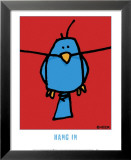 Hang In Prints by Ed Heck