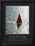 Attitude: Sailing Print