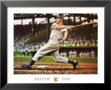 Joe DiMaggio Posters by Darryl Vlasak