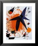 L'Etoile Bleu Kunstdrucke von Joan Miró