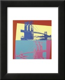 Brooklyn Bridge, 1983 Psters por Andy Warhol