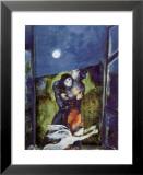 Chryssoie Poster von Marc Chagall