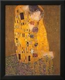 Le Baiser, vers 1907 Affiche par Gustav Klimt