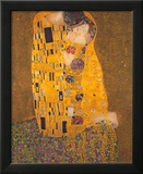 The Kiss, c.1907 Posters by Gustav Klimt