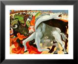 The Bullfight Plakater av Pablo Picasso