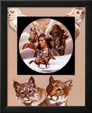 Circle of Life Print by Gary Ampel