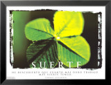 Suerte- Luck Prints