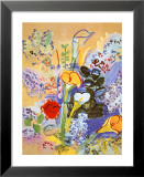 Bouquet d'Arums Prints by Raoul Dufy