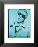 Self-Portrait, c.1964 (teal) Poster von Andy Warhol