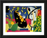 King's Sadness, c.1952 Plakater av Henri Matisse