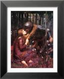 Belle Dame sans Merci Art by John William Waterhouse