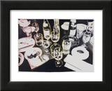 After the Party - Après la fête, 1979 Affiche par Andy Warhol