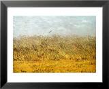The Wheat Field Kunstdrucke von Vincent van Gogh