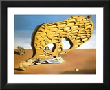 L'Enigma del Desiderio Plakat av Salvador Dalí