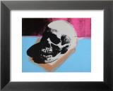 Skull, 1976 Poster von Andy Warhol
