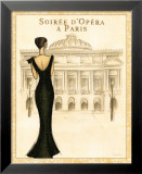 Opera Prints by Andrea Laliberte