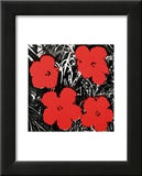 Flowers, c.1964 (Red) Posters av Andy Warhol