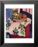 Basket with Oranges Poster av Henri Matisse