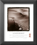 Leadership: Wave Poster