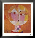Senecio Kunstdrucke von Paul Klee