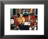Giornale L'Echo Poster di Georges Braque