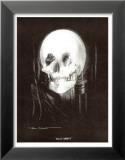 Vergeblichkeit Kunstdrucke von Allan C. Gilbert