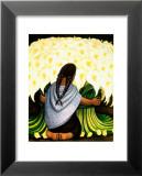 Flower Seller 1942 Poster von Diego Rivera