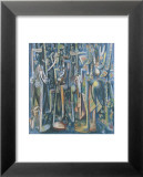 The Jungle, 1943 Láminas por Wilfredo Lam