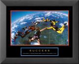 Success: Skydivers Prints