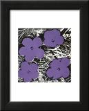 Flowers, c.1965 (Purple) Posters af Andy Warhol