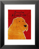 Golden Retriever Prints by John Golden