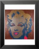 Marilyn Monroe, 1967 (silver) Affiches par Andy Warhol