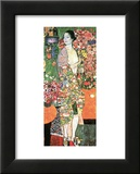 The Dancer, c.1918 Kunstdrucke von Gustav Klimt