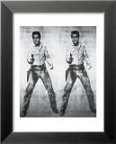 Elvis, 1963 Prints by Andy Warhol