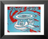 Space Ship, c.1983 Poster von Andy Warhol