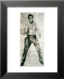 Elvis, vers 1963 Art par Andy Warhol
