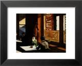 Chop Suey Kunstdruck von Edward Hopper