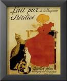 Lait Nestlé Affiches par Théophile Alexandre Steinlen